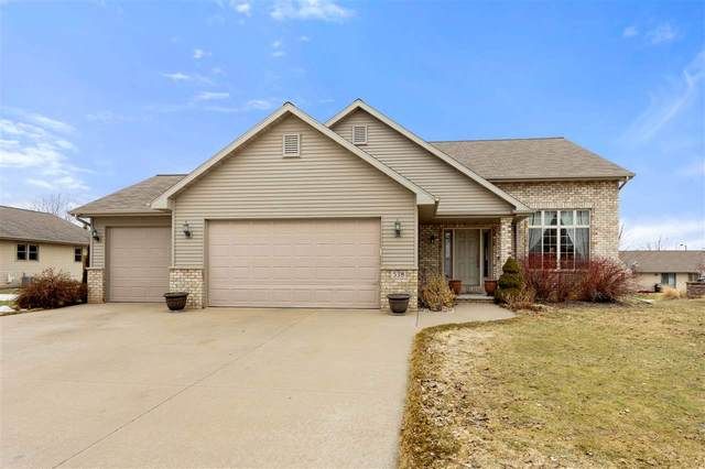 538 Biese Street, Combined Locks, WI 54113 (#50218791) :: Dallaire Realty