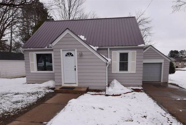 1016 N Main Street, Marion, WI 54950 (#50218803) :: Todd Wiese Homeselling System, Inc.