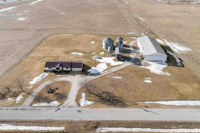 E3223 Townline Road, Kewaunee, WI 54216 (#50218843) :: Symes Realty, LLC
