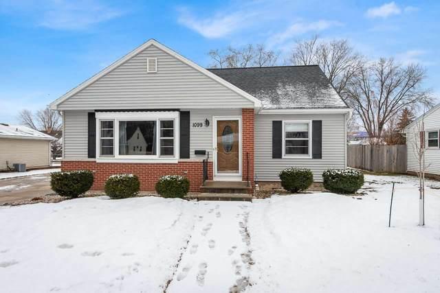 1099 Thorndale Street, Green Bay, WI 54304 (#50218863) :: Ben Bartolazzi Real Estate Inc