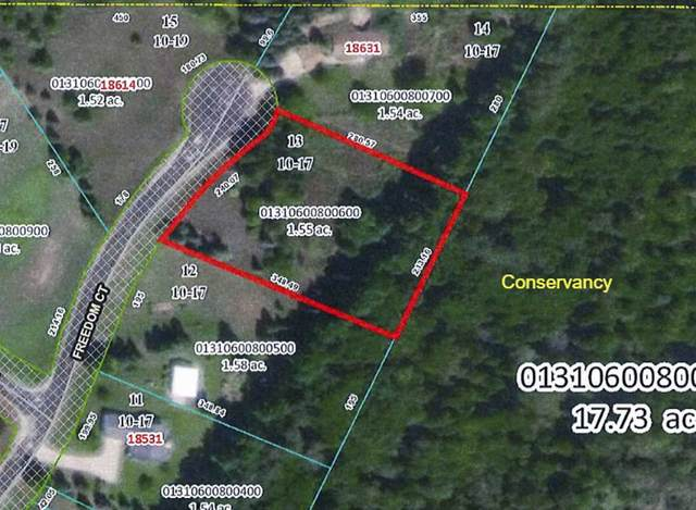Lot 13 Freedom Court, Mishicot, WI 54228 (#50218867) :: Todd Wiese Homeselling System, Inc.