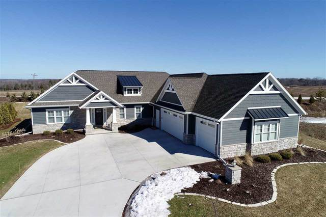 3725 Beachmont Road, De Pere, WI 54115 (#50218990) :: Ben Bartolazzi Real Estate Inc
