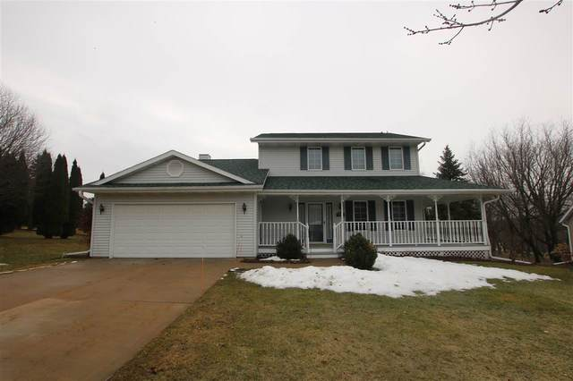 627 Cambridge Drive, Ripon, WI 54971 (#50218999) :: Symes Realty, LLC