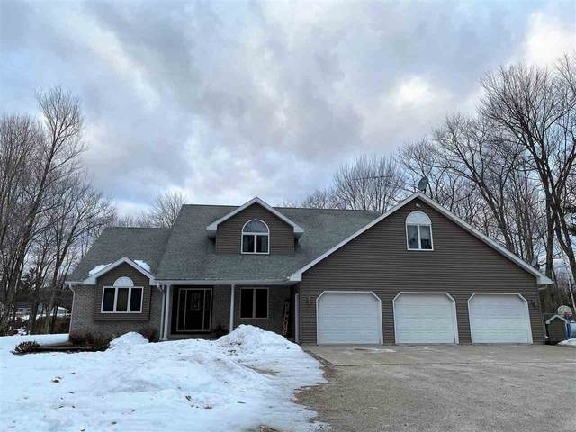 N3821 River Drive, Wallace, MI 49893 (#50219041) :: Todd Wiese Homeselling System, Inc.