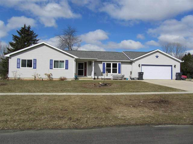 101 Knoll Court, Rosendale, WI 54974 (#50219062) :: Todd Wiese Homeselling System, Inc.