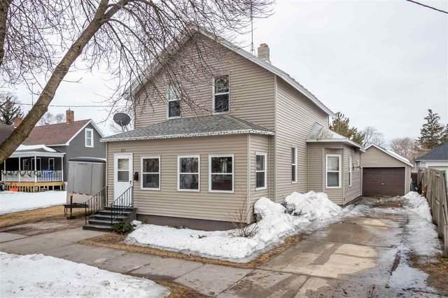 331 W Front Street, Peshtigo, WI 54157 (#50219081) :: Todd Wiese Homeselling System, Inc.