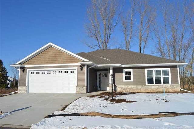 5042 Milkweed Trail, Appleton, WI 54915 (#50219103) :: Todd Wiese Homeselling System, Inc.
