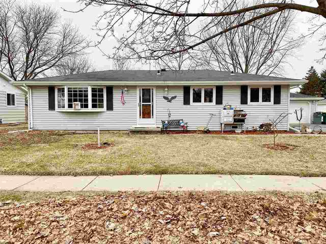 1517 Thurke Avenue, North Fond Du Lac, WI 54937 (#50219113) :: Todd Wiese Homeselling System, Inc.