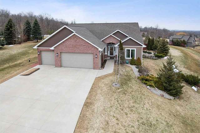 W2385 Sunrise Drive, Chilton, WI 53014 (#50219180) :: Todd Wiese Homeselling System, Inc.
