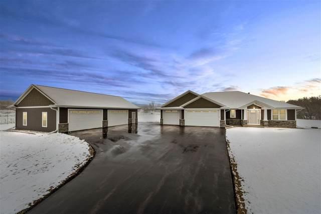 W7160 Wild Turkey Lane, Shiocton, WI 54170 (#50219219) :: Todd Wiese Homeselling System, Inc.