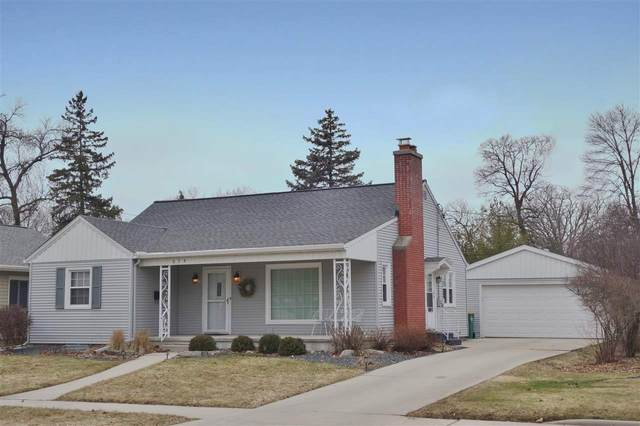 674 Grace Avenue, Fond Du Lac, WI 54935 (#50219220) :: Todd Wiese Homeselling System, Inc.