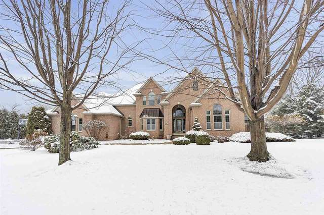 128 Falcon Hill Court, Green Bay, WI 54302 (#50219229) :: Todd Wiese Homeselling System, Inc.