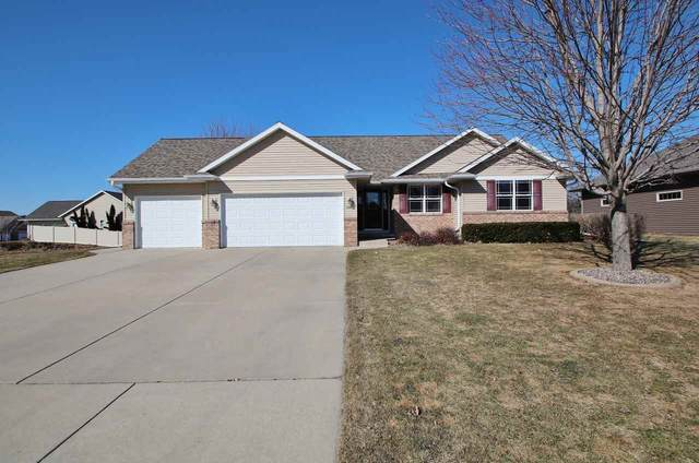 2007 Pink Dogwood Way, Green Bay, WI 54313 (#50219247) :: Dallaire Realty