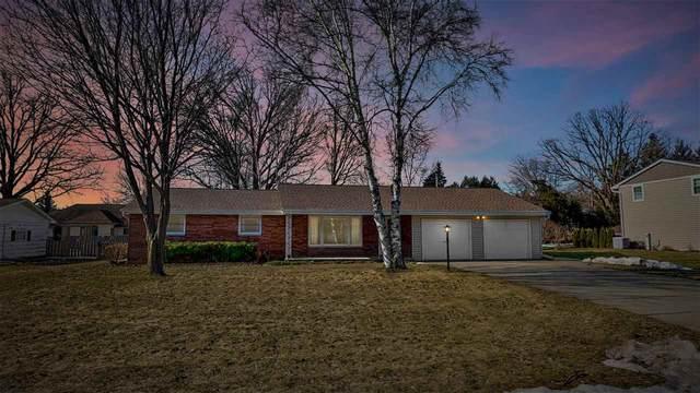 1345 Skylark Lane, Green Bay, WI 54313 (#50219249) :: Todd Wiese Homeselling System, Inc.