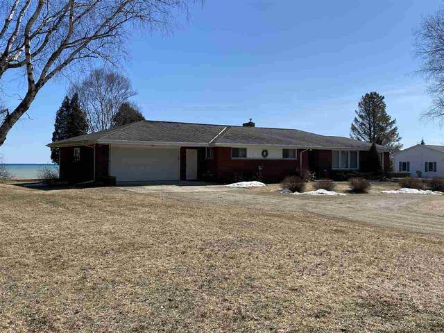 N6818 Hwy 42, Algoma, WI 54201 (#50219252) :: Dallaire Realty