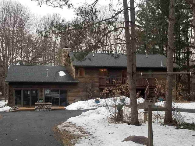 N2298 Alpine Drive, Wautoma, WI 54982 (#50219281) :: Todd Wiese Homeselling System, Inc.