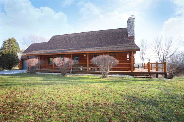 4105 N Rapids Road, Manitowoc, WI 54220 (#50219293) :: Todd Wiese Homeselling System, Inc.