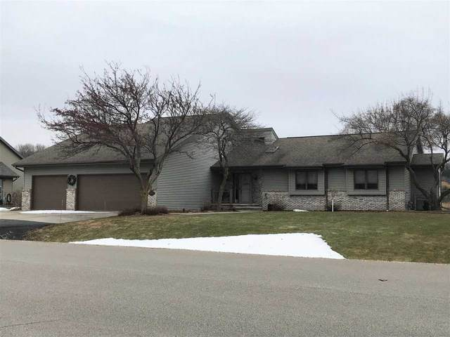 W4933 Golf Course Road, Sherwood, WI 54169 (#50219299) :: Todd Wiese Homeselling System, Inc.