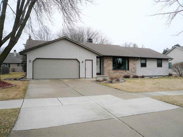 1815 Charles Street, De Pere, WI 54115 (#50219314) :: Todd Wiese Homeselling System, Inc.