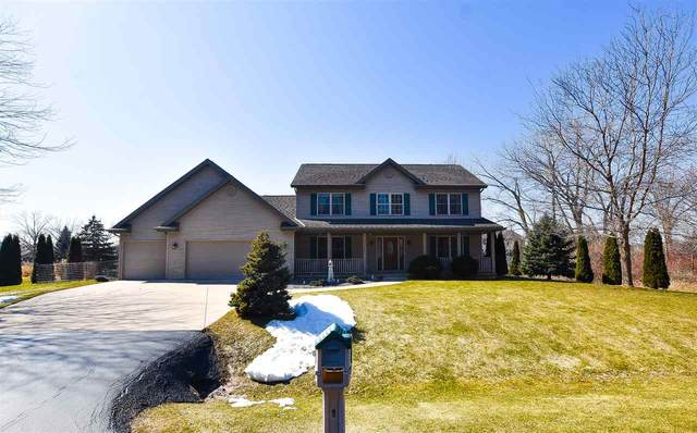 5125 I Ah May Tah Road, Oshkosh, WI 54901 (#50219333) :: Todd Wiese Homeselling System, Inc.