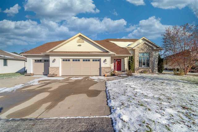 N1280 Thrush Drive, Greenville, WI 54942 (#50219347) :: Symes Realty, LLC