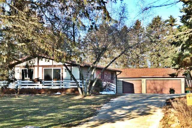N7988 Town Hall Road, Eldorado, WI 54932 (#50219363) :: Todd Wiese Homeselling System, Inc.