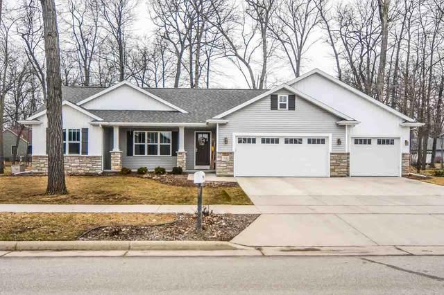 319 Castle Oak Drive, Neenah, WI 54956 (#50219390) :: Symes Realty, LLC