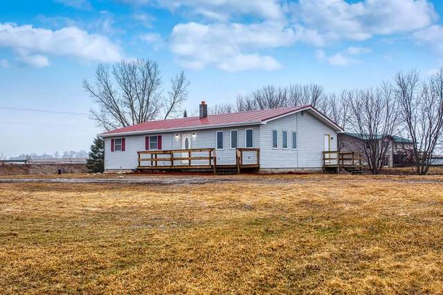 N3694 S Highline Road, Bonduel, WI 54107 (#50219411) :: Dallaire Realty