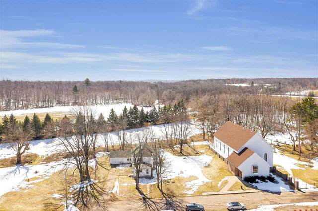8907 Hwy 54, Amherst, WI 54406 (#50219432) :: Ben Bartolazzi Real Estate Inc