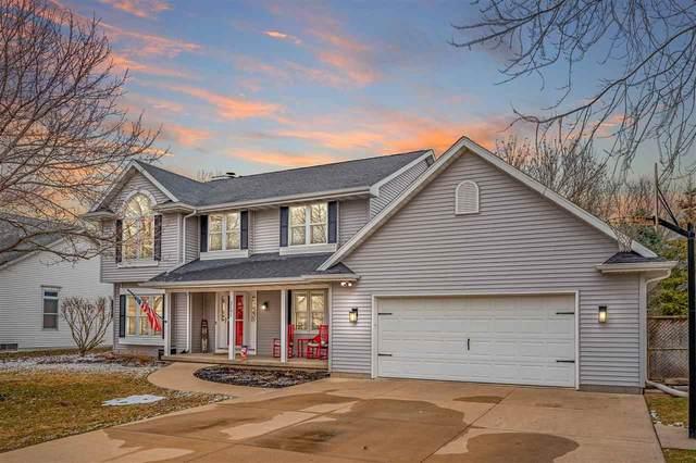 2191 Bramblewood Court, Neenah, WI 54956 (#50219455) :: Todd Wiese Homeselling System, Inc.