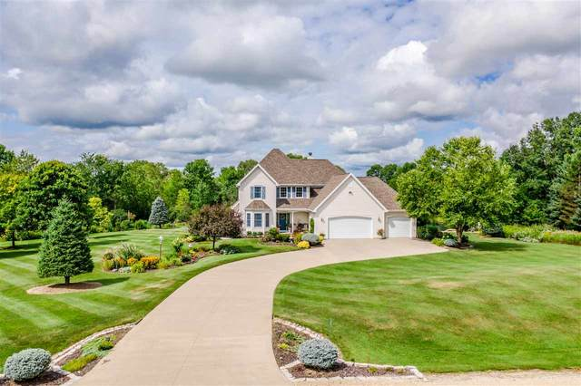 N2121 Teal Trail, Hortonville, WI 54944 (#50219462) :: Todd Wiese Homeselling System, Inc.