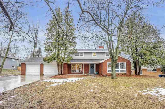 161 W Briar Lane, Green Bay, WI 54301 (#50219469) :: Symes Realty, LLC