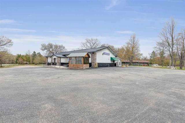 N11120 Newton Lake Road, Athelstane, WI 54104 (#50219486) :: Todd Wiese Homeselling System, Inc.