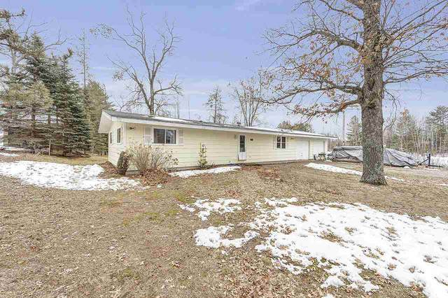 13874 Ranch Lake Drive, Pound, WI 54161 (#50219488) :: Todd Wiese Homeselling System, Inc.