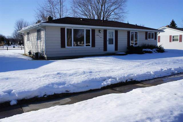 1605 Thurke Avenue, North Fond Du Lac, WI 54937 (#50219492) :: Todd Wiese Homeselling System, Inc.