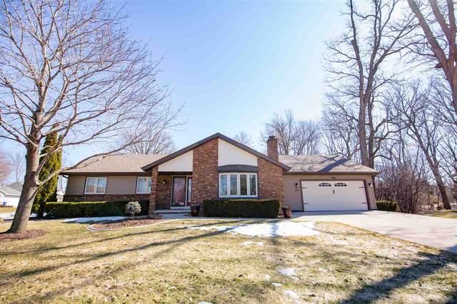 1209 Woodland Drive, Menasha, WI 54952 (#50219507) :: Todd Wiese Homeselling System, Inc.