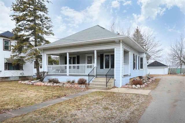 135 W Main Street, Gillett, WI 54124 (#50219542) :: Todd Wiese Homeselling System, Inc.
