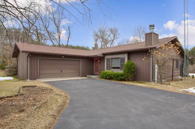 N2605 Antler Drive, Wautoma, WI 54982 (#50219543) :: Todd Wiese Homeselling System, Inc.