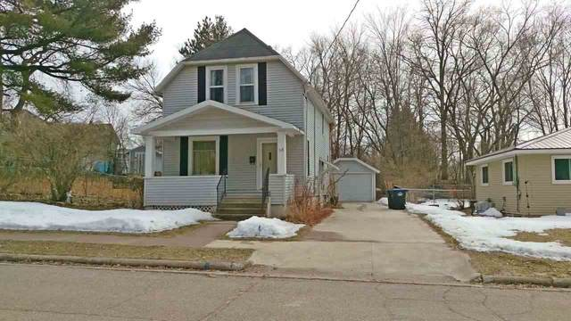 316 E Maurer Street, Shawano, WI 54166 (#50219555) :: Todd Wiese Homeselling System, Inc.