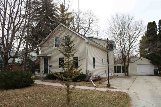 64 W Cotton Street, Fond Du Lac, WI 54935 (#50219579) :: Todd Wiese Homeselling System, Inc.