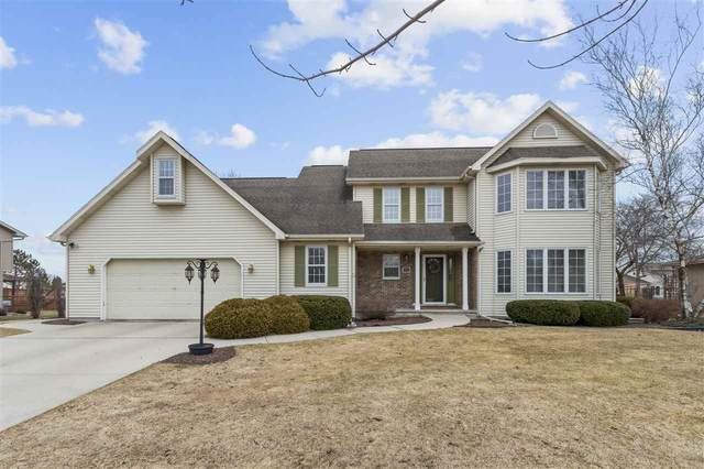 995 Ashbury Court, Fond Du Lac, WI 54935 (#50219585) :: Todd Wiese Homeselling System, Inc.