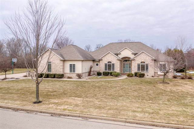 1252 Honey Bunch Court, Appleton, WI 54915 (#50219602) :: Todd Wiese Homeselling System, Inc.