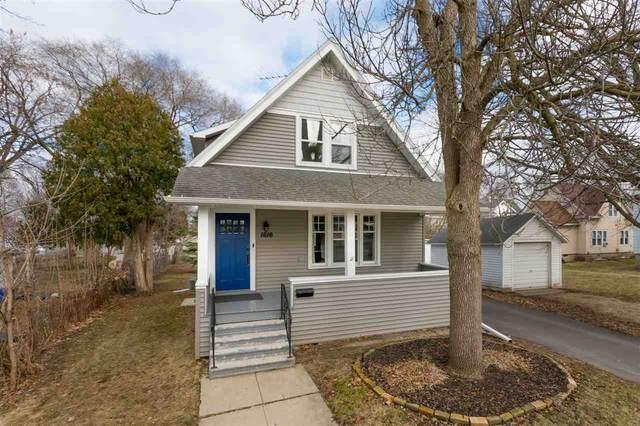 1616 Burdick Street, Oshkosh, WI 54901 (#50219606) :: Symes Realty, LLC