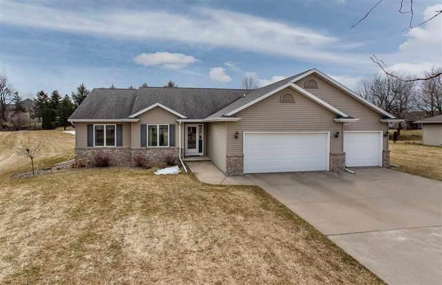 N1635 Arnies Lane, Greenville, WI 54942 (#50219614) :: Symes Realty, LLC