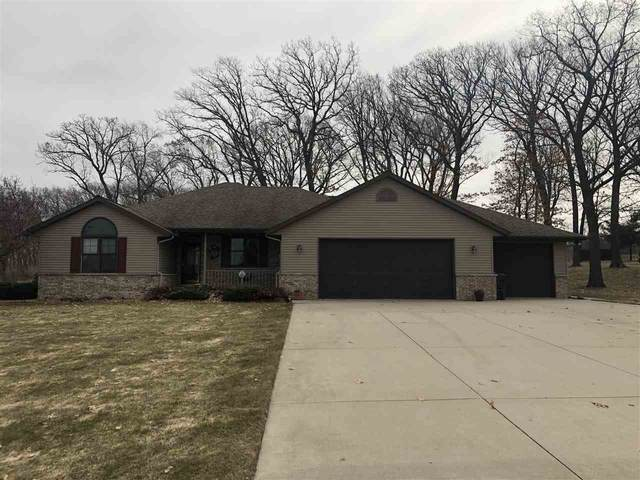 N8323 Sunset Drive, Fond Du Lac, WI 54937 (#50219618) :: Todd Wiese Homeselling System, Inc.