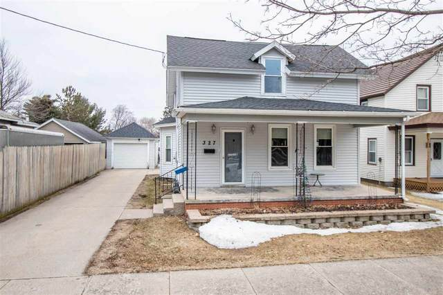 327 W Front Street, Peshtigo, WI 54157 (#50219639) :: Todd Wiese Homeselling System, Inc.