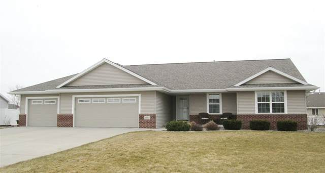 1443 Pat Tillman Street, De Pere, WI 54115 (#50219686) :: Todd Wiese Homeselling System, Inc.