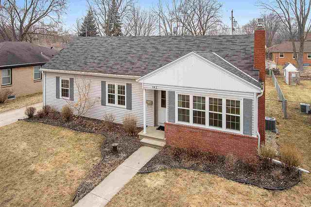 142 Schober Street, Green Bay, WI 54302 (#50219702) :: Dallaire Realty