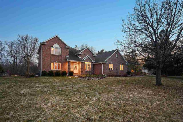 2194 Birch Creek Road, De Pere, WI 54115 (#50219711) :: Todd Wiese Homeselling System, Inc.