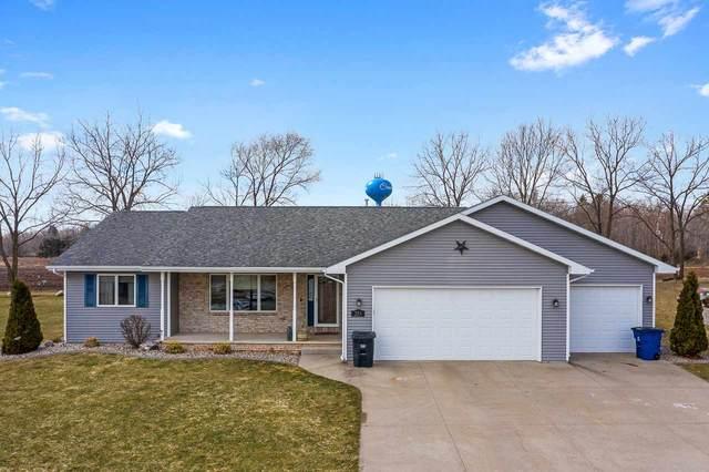 353 Tori Street, Omro, WI 54963 (#50219722) :: Todd Wiese Homeselling System, Inc.
